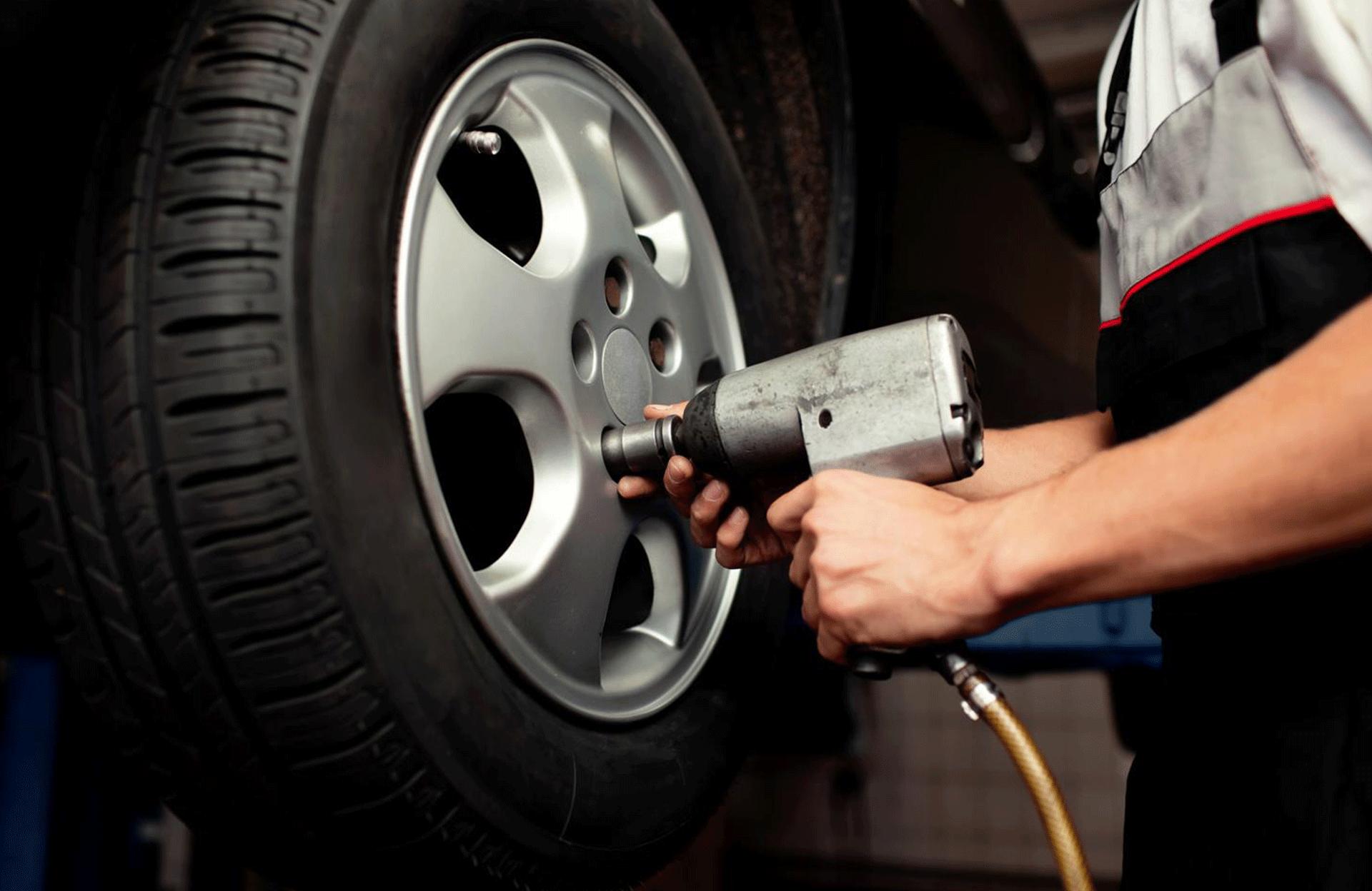 Démontage Montage Des Pneus agadir- Maison des pneus